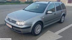 Proprietar, vand Volkswagen  Golf   2003  (Second hand); Benzina; Euro 4 -   inmatriculata pe Germania - Hunedoara, Telefon 0765055198, Pret 2550 EUR