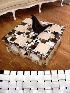 mobilier design mosaique