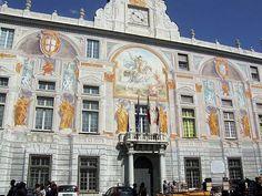 Palazzo+San+Giorgio - Genova