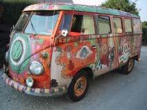 Hippie Retirement Homes Gaining Popularity - Shroomery News Service - Shroomery Message Board Vw Bus T1, Volkswagen, Best Places To Retire, Retirement, Van, Popular, Vehicles, Camper, Vw Bugs