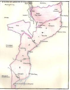 Guerra de liberación en Mozambique