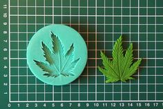 Marijuana Cannabis Leaf Silicone Mould /Cake Decorating Fondant /Fimo mold by CakesCraft on Etsy https://www.etsy.com/listing/256491350/marijuana-cannabis-leaf-silicone-mould