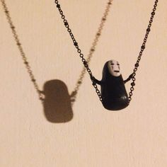 Faceless clay by SallySherlocked on DeviantArt Biscuit, Clay Figurine, Cool Inventions, Polymer Clay Projects, Polymer Clay Earrings, Clay Charms, Clay Creations, Studio Ghibli, Dog Tag Necklace