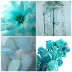 turquoise for Hannah - I LOVE IT. Such a beautiful color.