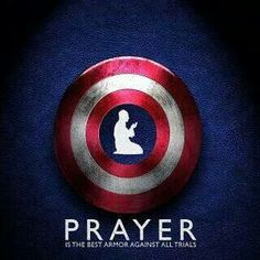 Just pray