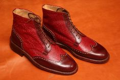 The Shoe Snob: When You Go Bespoke, The World Is For Your Taking