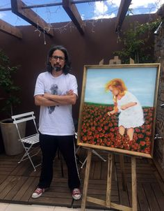 Mauro Vila Real Arte: Rosas 2017