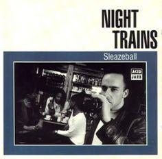 Acid Jazz: Night Trains - Sleazeball
