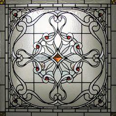 leaded glass skylight - Google Search