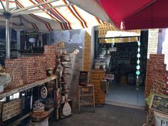 market in Syracuse