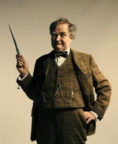 Horace Slughorn. I really like this teacher. I wonder why Harry didn't!? He is amazing!