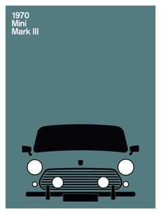 Mini Mark III, 1970