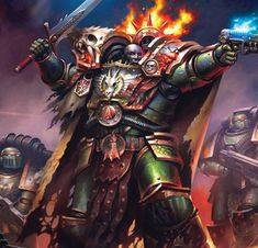 Warhammer 40k Salamanders, Salamanders Space Marines, Warhammer 40000, Warhammer Art, The Beast, The Black Library, 40k Sisters Of Battle, The Horus Heresy, Angel Of Death