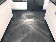 From rustic hardwood to modern marble, discover the top 60 best kitchen flooring ideas. Explore unique cooking space floors for your home. Terrazzo Flooring, Linoleum Flooring, Brick Flooring, Grey Flooring, Bedroom Flooring, Wooden Flooring, Hardwood Floors, Flooring Ideas, Vinyl Flooring