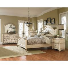Perfect This Bedroom Set Is As Calming As A Day At The Spa! What Do You