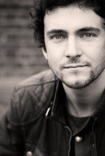 "English actor George Blagden (aka: Athelstan on ""Vikings"")"