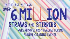 You Are What You Eat With: Why Saying Yes to Plastic Straws is a ...