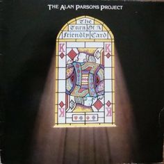 The Alan Parsons Project– The Turn Of A Friendly Card   DLART 1 Vinyl 1000's Viny Records on www.popmaster.pl
