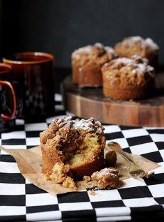 Cinnamon Crumb Coffee Cake