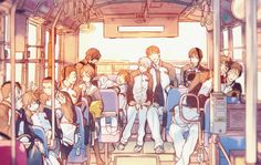 Kuroko no Basket (黒子のバスケ) - Seirin High (誠凛高校) Kagami Kuroko, Kagami Taiga, Midorima Shintarou, Akashi Seijuro, Kuroko No Basket, Anime Manga, Anime Guys, Kurokos Basketball, Mayuzumi Chihiro