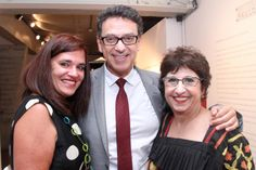 Germana Monte-Mór, Marcelo Araujo e Vilma Eid