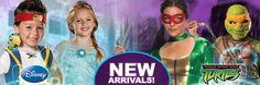 costume supercentre is the celebratable online shopping point for all new arrivals of your favorite costumes and accessories.