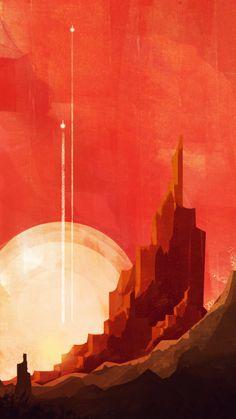Sunburst by artist Glenn Porter.
