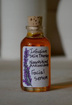 Firming antioxidant facial serum