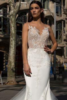Milla Nova Bridal Wedding Dresses 2017 bler3 / http://www.himisspuff.com/milla-nova-bridal-2017-wedding-dresses/9/