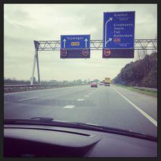 En weer #onderweg... Na een constructieve bijeenkomst over #groepscoaching van #LMR en #OR bij @kentalis #Arnhem / #Nijmegen nu naar #Middelburg voor een gesprek over... groepscoaching!! :-) #myview