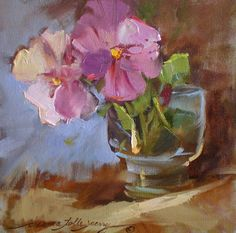 "Dreama Tolle Perry, ""Pansy Talk"""