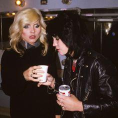 Debbie Harry, Joan Jett