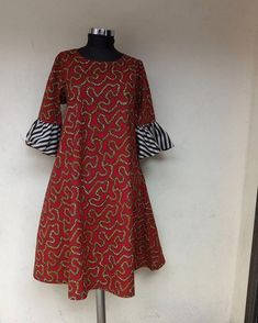 Love these african fashion 4336 Ankara Dress Styles, African Print Dresses, African Dresses For Women, African Attire, African Wear, Latest African Fashion Dresses, African Print Fashion, Shweshwe Dresses, Africa Dress