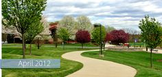 Philadelphia Biblical University, a.k.a. ...well, we haven't been told yet. I just love this picture; the weather has been lovely here in PA :)