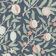 Fruit photography design inspiration ideas for 2019 William Morris, Granada, Vintage Floral Backgrounds, Fruit Illustration, Fruit Photography, Fruit Painting, Botanical Flowers, Flower Patterns, Royalty Free Images