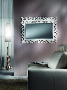 Zrkadlo NOME Mirrors, Wall Lights, Furniture, Home Decor, Appliques, Decoration Home, Room Decor, Home Furnishings, Home Interior Design