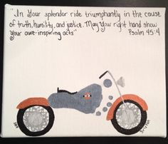 craft for kids - motorcycle - Google Search