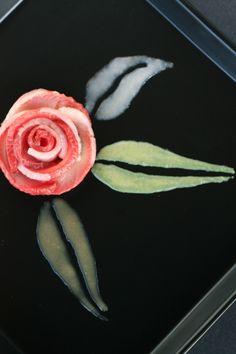 2. Sashimi Rose