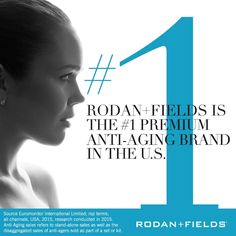 7c6eb57da13 Rodan + Fields is the Premium Anti-agers/Anti-aging Brand in the U. If you  want to get started on taking