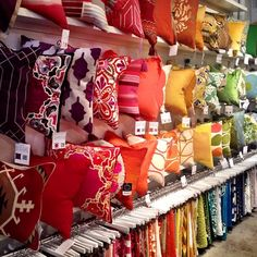 What color are you looking for? Surya's ever-expanding line of pillows comes in several shapes, colors, sizes, and styles.