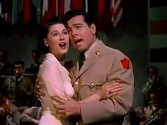 Mario Lanza - GRANADA from the film Because You're Mine - YouTube