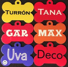 Ya tienes identificada a tu mascota?  Placas unicolor! 🐶 ❤️ Elige tipografía, color y forma de la placa personalizada. #pinpetproducts #pinpet #❤️🐶 #productospersonalizados #placapersonalizada #placaperro #identificaatumascota