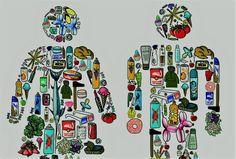Disruptores endocrinos: sustancias que afectan la salud hormonal