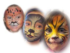 Face Painting - Original Composite Image