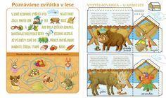 sluníčko Activities For Kids, Comics, School, Animals, Weaving, Animales, Animaux, Children Activities, Animal