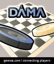Dáma je známá desková hra pro dva hráče, pravidla jsou jednodušší nežli šachy a hra je svižnější.