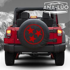 Choose from the drop down menu which color you want .  Most orders are made within a week and please allow 3-5 days for shipping. This spare tire cover is made to order fitting tires 29-33 for your truck, jeep, camper, VW, etc. it is made from a vinyl , and it is held on securely with elastic. you just wipe it clean with a mild soap and water, and then just follow up with a vinyl preservative like son of a gun or armor all for shiny clean use. DO NOT POWER WASH! These covers are awesome but…