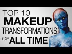 CineFix Shares Ten of Their Favorite Makeup Transformations Seen in Movies Throughout History