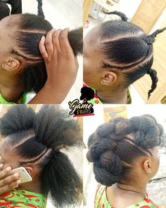 Today's crochet transformation - celebrities Natural Hair Bun Styles, Natural Hair Braids, Natural Afro Hairstyles, Natural Hair Updo, African Braids Hairstyles, Twist Hairstyles, Short Hair Styles, Hairstyle Short, Crochet Hair Styles