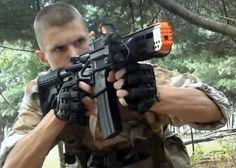 Echo1 Zombat Stryker Airsoft Gun Review